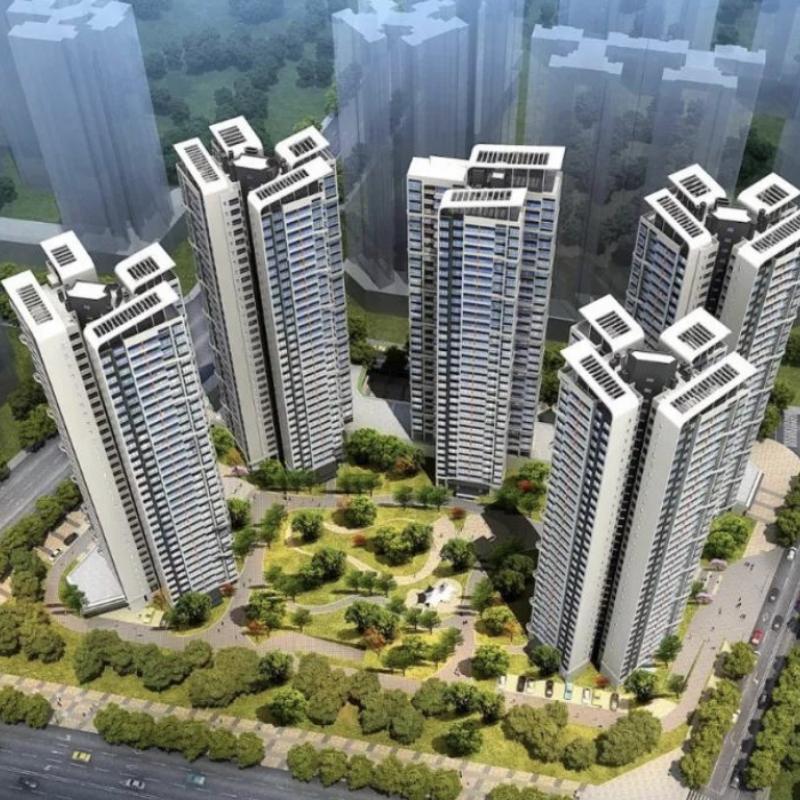 Shenzhen Longhua Jinmao House