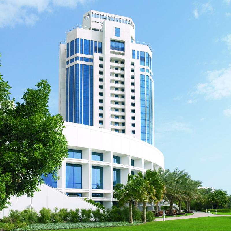 Ritz Carlton Doha Qatar