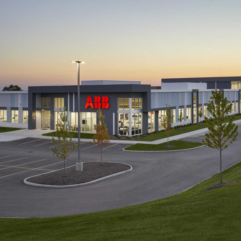ABB Industrial Automation Headquarters